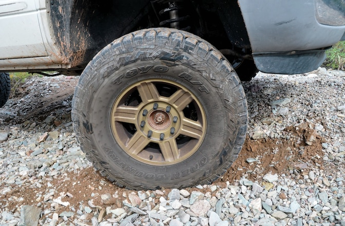 Toyo Open Country R/T Tire Test