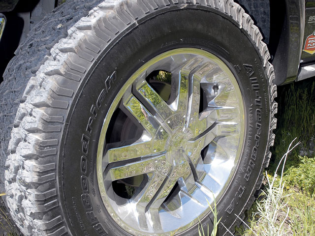 0801or 12 z+2005 ford f150 supercrew 4x4+bfgoodrich all terrain ta