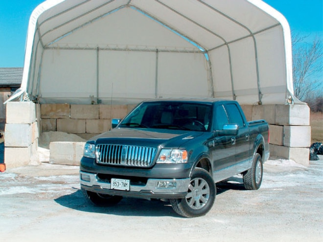 2006 Lincoln Mark LT - First Drive