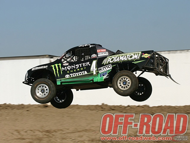 0804or 2753 z+championship off road racing pomona+pro 2 trucks