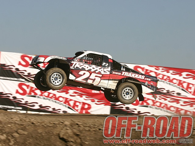 0804or 2804 z+championship off road racing pomona+pro 2 trucks