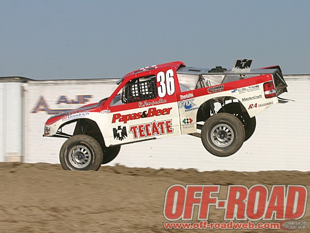 0804or 2815 z+championship off road racing pomona+pro 2 trucks