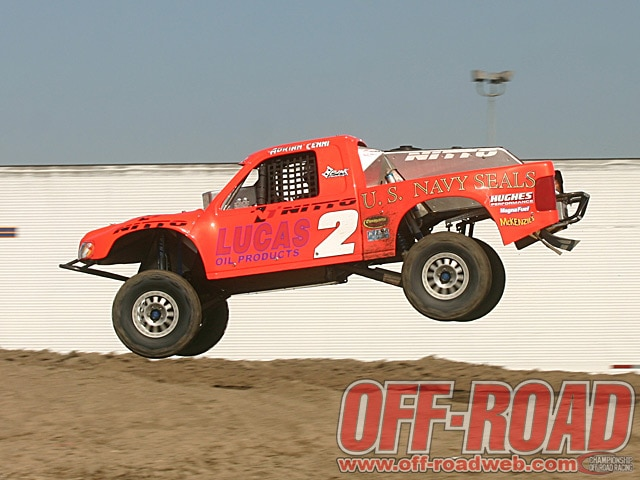 0804or 2843 z+championship off road racing pomona+pro 2 trucks