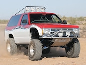1993 2WD Chevy S-10 Blazer - Off Road Magazine