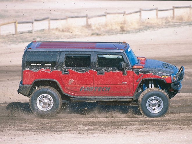 Off-Road Project Hummer H2s - Marching To The Beat Of A Different Hummer - Hummer Special