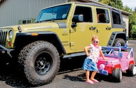 2013 jeep jk with power wheels