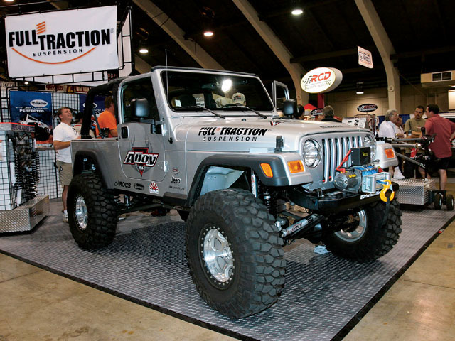 2004 Off Road Expo - 4x News