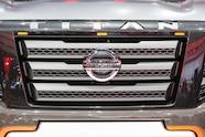 Nissan Titan Warrior Concept grille