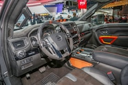 Nissan Titan Warrior Concept interior