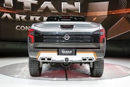 Nissan Titan Warrior Concept rear end 02