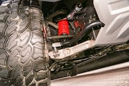 Nissan Titan Warrior Concept suspension