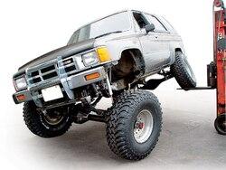 1986-1995 Toyota Pickup & 4Runner Suspension - Long-Travel Toyota Tech