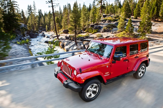 Five Mopar Upgrades To Get Your Wrangler Ready For Easter Jeep Safari