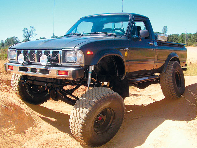 0601or 02 z+reader vehicles off road rides+1983 toyota 4wd