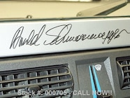 1977 mercedes benz unimog arnold schwarzenegger signature
