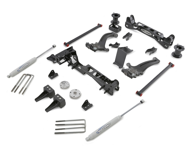 Pro Comp Introduces New Suspension Systems For Ford, GM, And Toyota Trucks