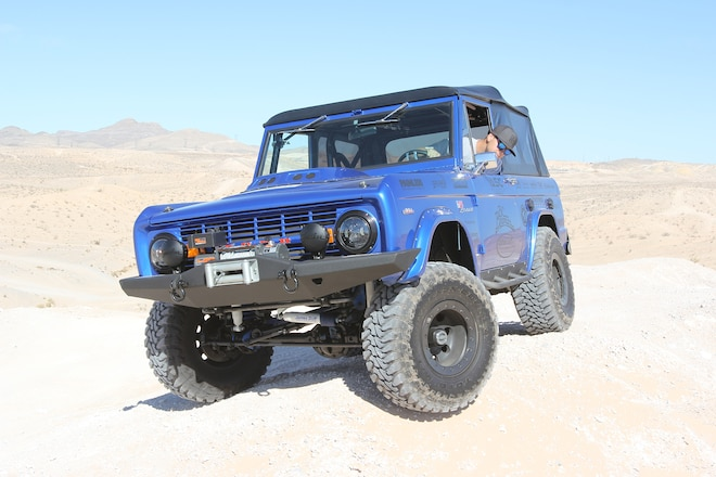 Besson's 1969 Ford Bronco