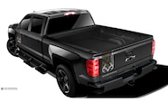 2016 chevy silverado real tree edition rear three quarter
