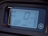 0803or 04 z+yamaha rhino 700 fi automatic 4x4+digital gauge