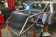 A Stick-By-Stick Build Of A True Long-Travel Prerunner Rear Suspension