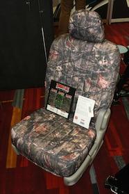 022 sema sidebar camodead seat cover