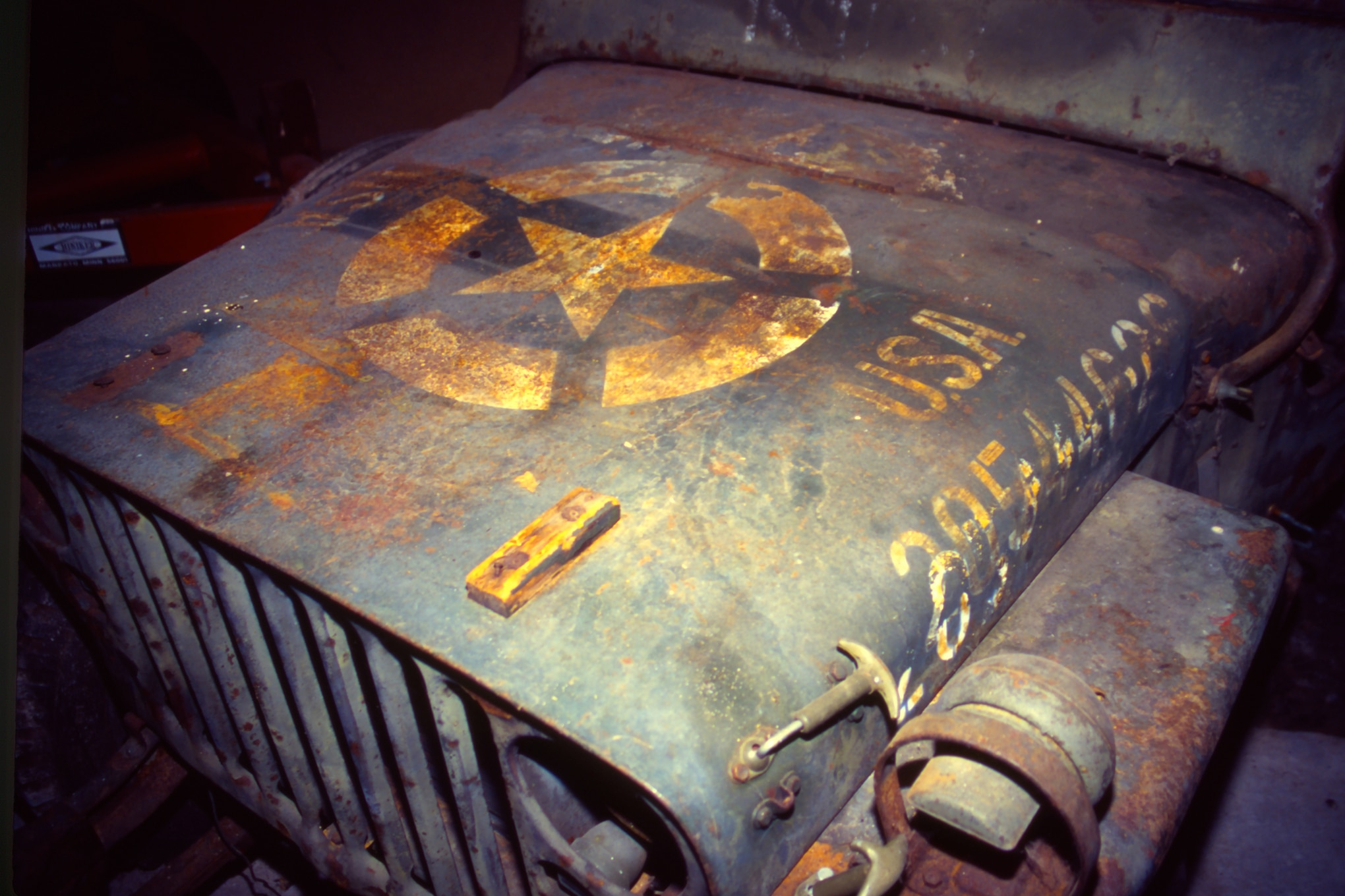 022 WWII echos