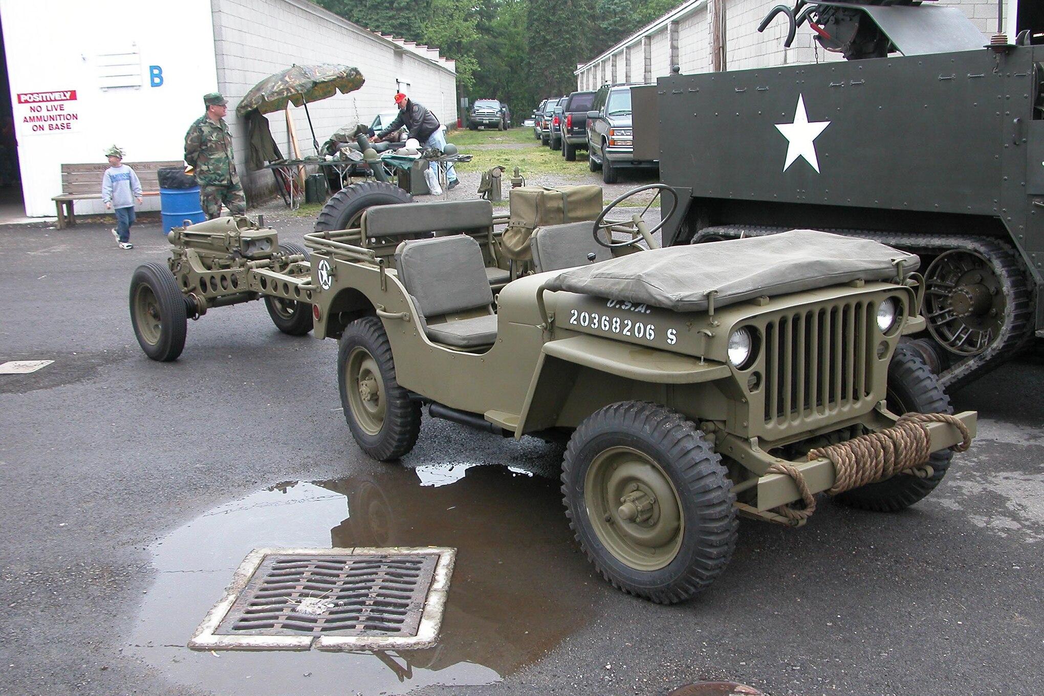 013 GPW M2 howitzer