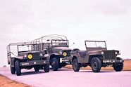 001 WWII heroes jeep dodge gmc group