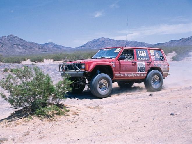 Jeepspeed Desert Racing - 4X News
