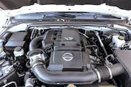 2016 Nissan Frontier Pro 4X Engine