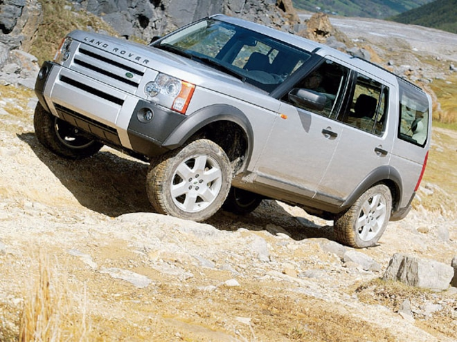 2005 Land Rover LR3 - Off-Road Test