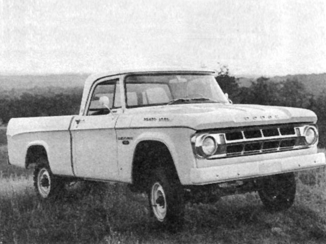 1960's & 1970's Ford Truck Models - Off Road Magazine