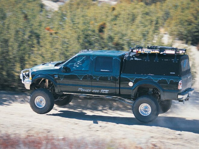 4x4 Truck Parts Buyers Guide - Running With The Big Trucks
