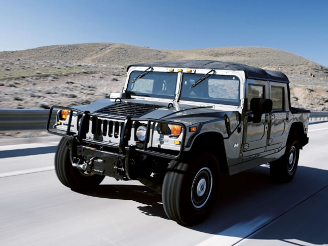 2006 Hummer H1 Alpha - Rod Is My Copilot