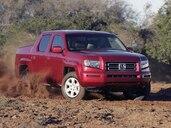 Honda Ridgeline Off Road >> Honda Ridgeline Pickup Suv Review 4wheel Off Road Magazine