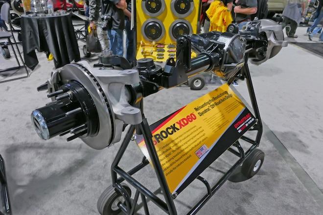 Extra Heavy Duty Dynatrac ProRock XD60 Axles For Your Jeep