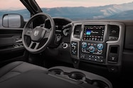 2017 Ram 2500 Power Wagon interior view 02