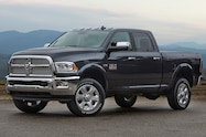 2017 Ram 2500 4x4 Off Road Package front three quarter 02