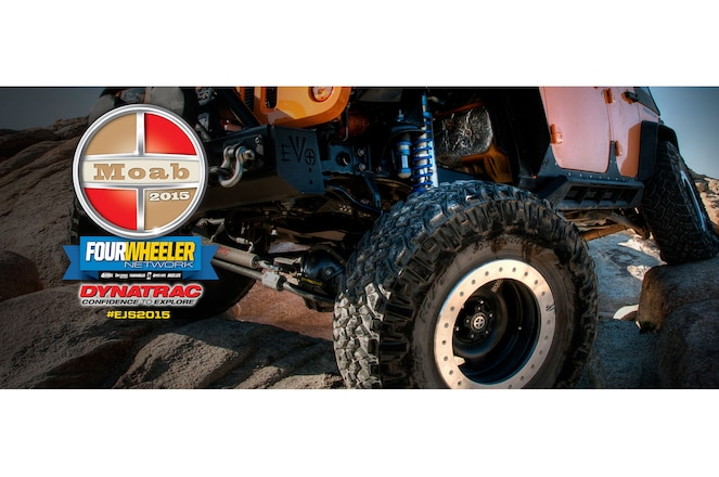 Dynatrac Moab Experience Sweepstakes – Win a Free ProRock Axle!