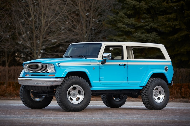 Jeep Moab Concept Vehicles Revealed for 2015 Easter Jeep Safari