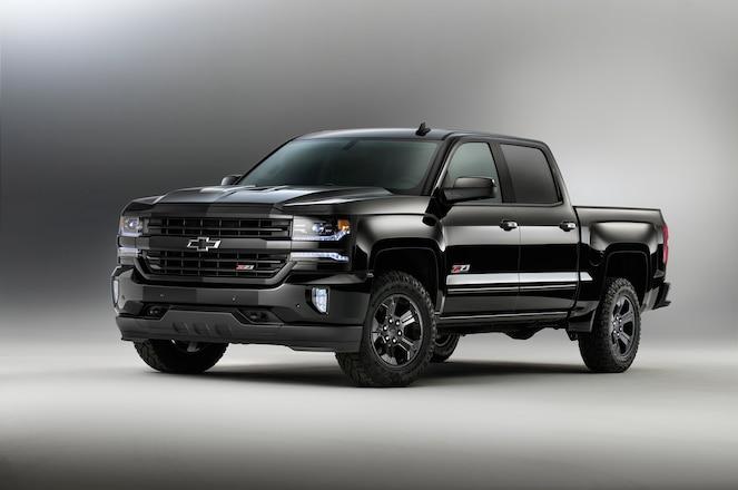 Chevrolet Reintroduces Midnight Edition Silverado, Joins Colorado and HD in Chicago