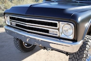 009 1967 chevyc20 4x4 conversion clean and black headlight