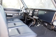 007 1967 chevyc20 4x4 conversion clean and black cab interior