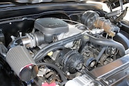 005 1967 chevyc20 4x4 conversion clean and black 454 engine