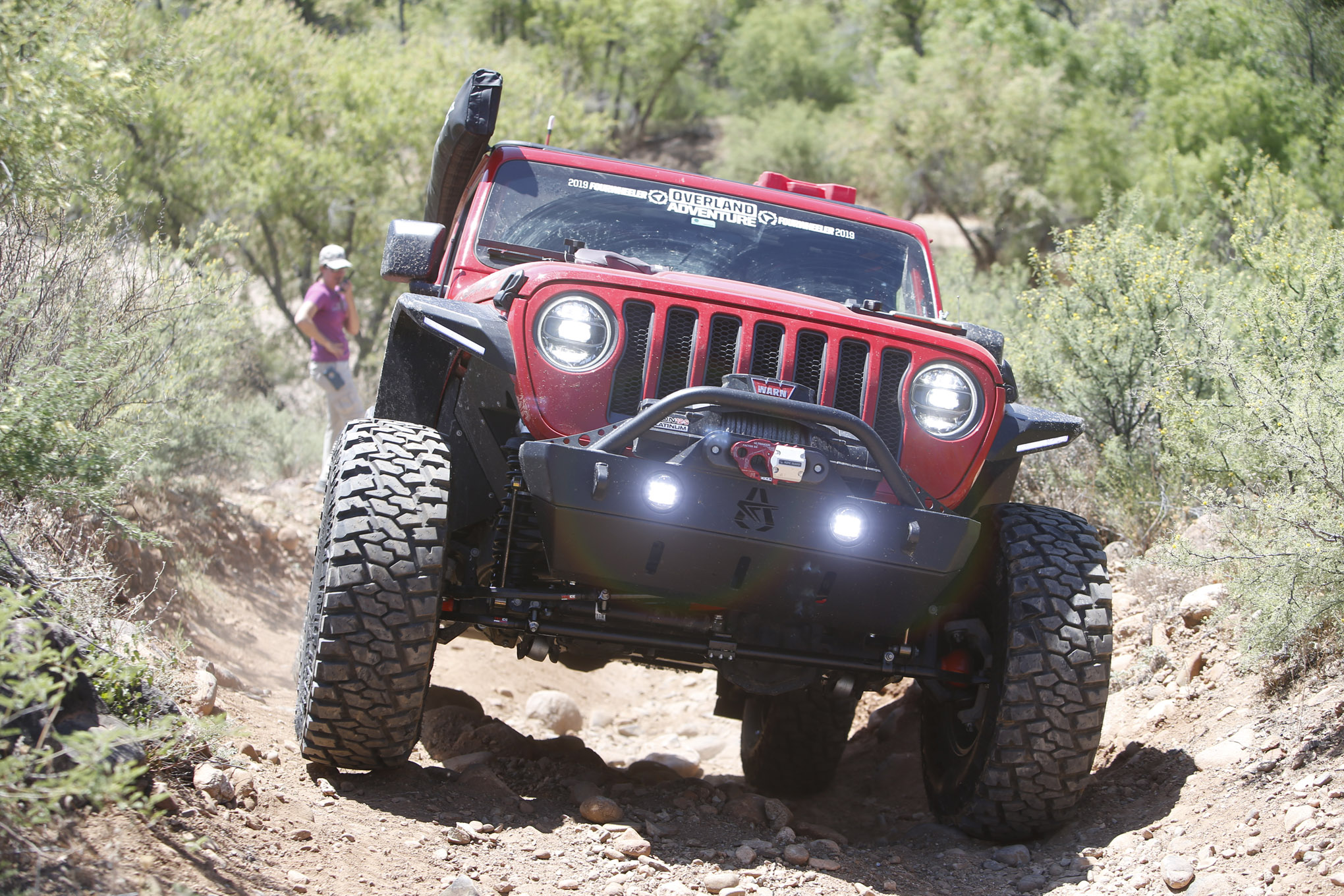 02 overland adventure day two 2019