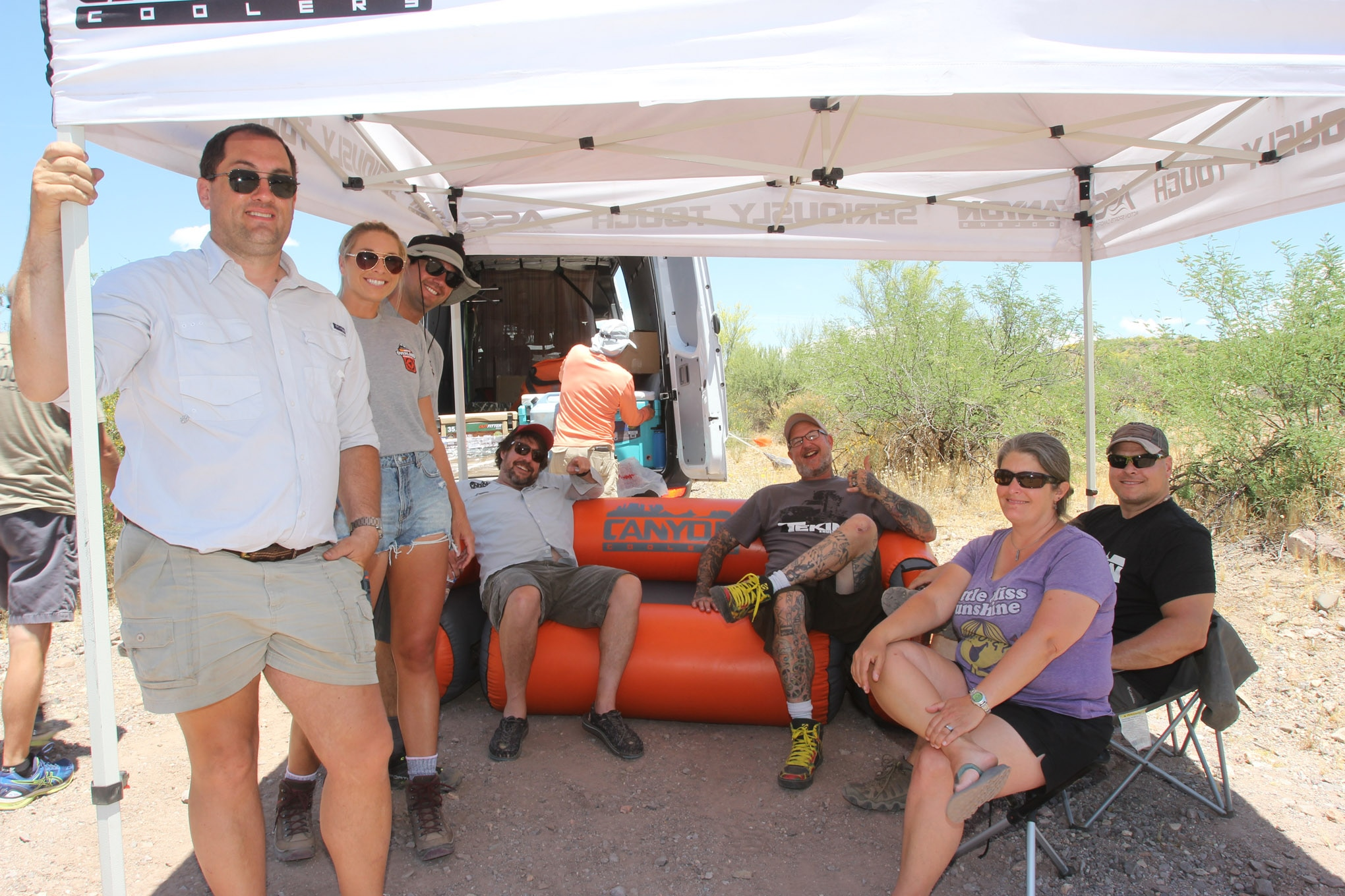 07 overland adventure day two 2019