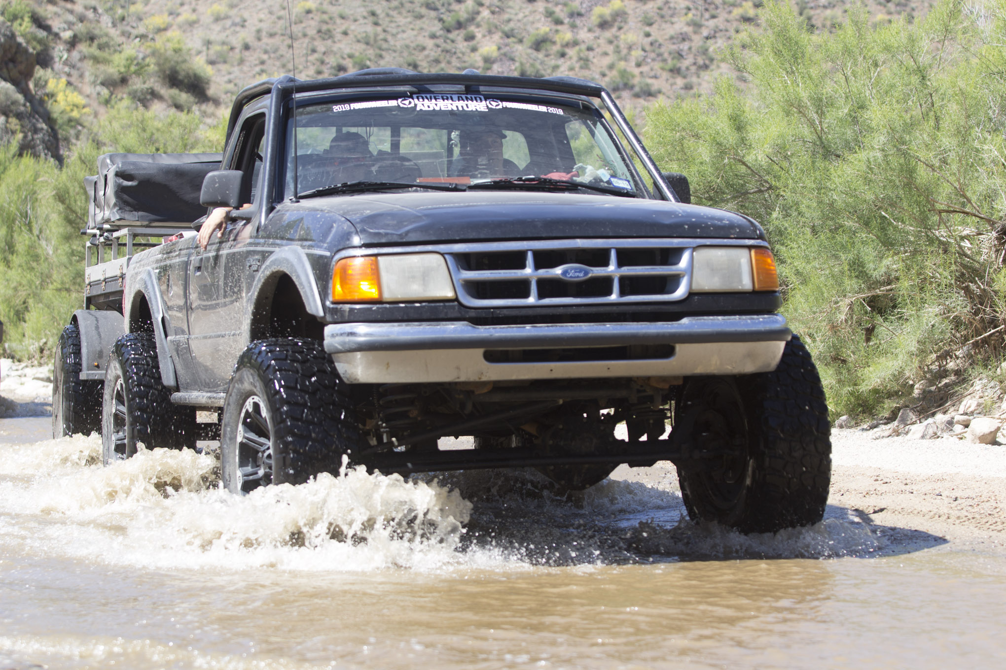 13 overland adventure day two 2019