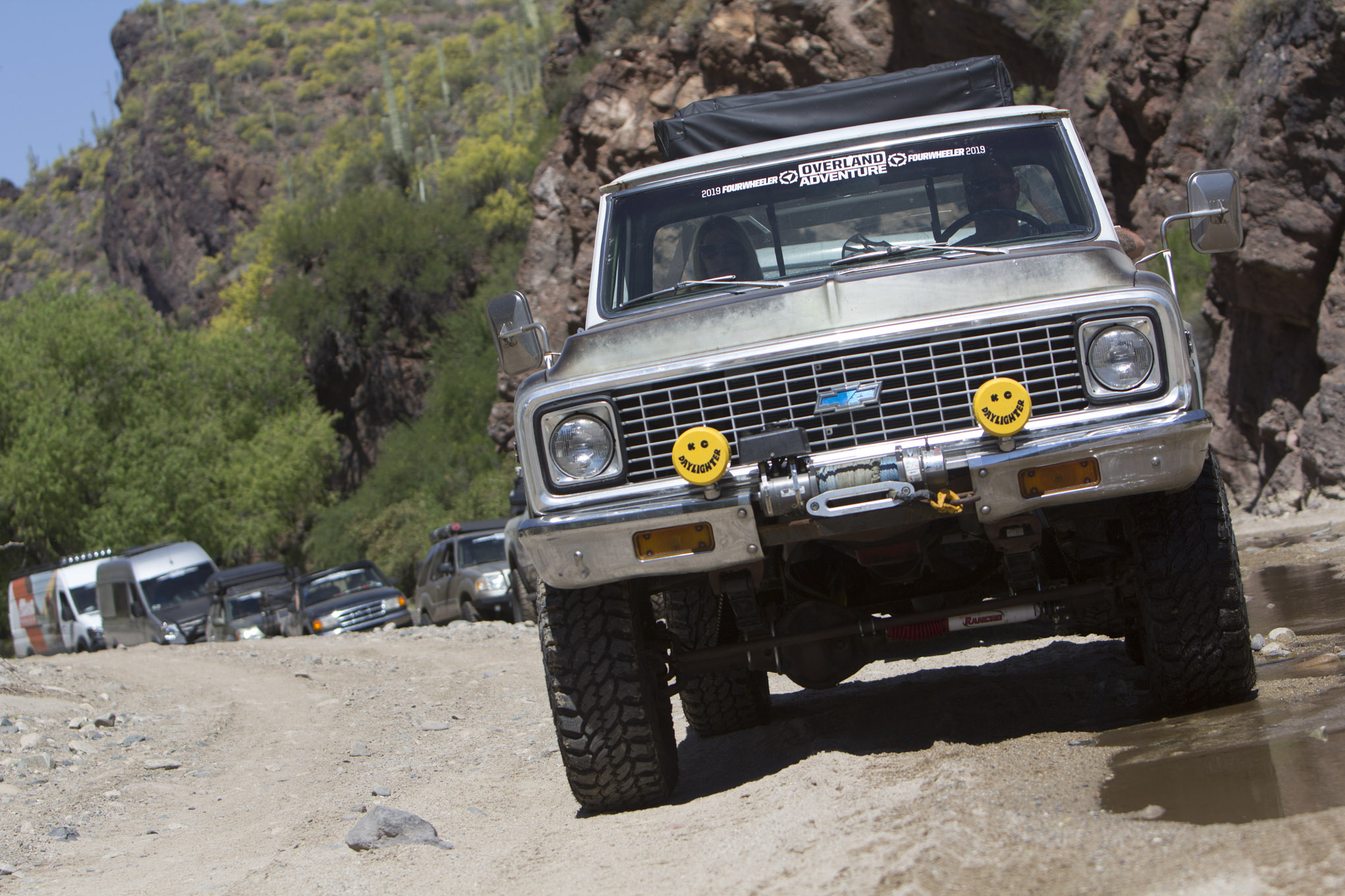 16 overland adventure day two 2019