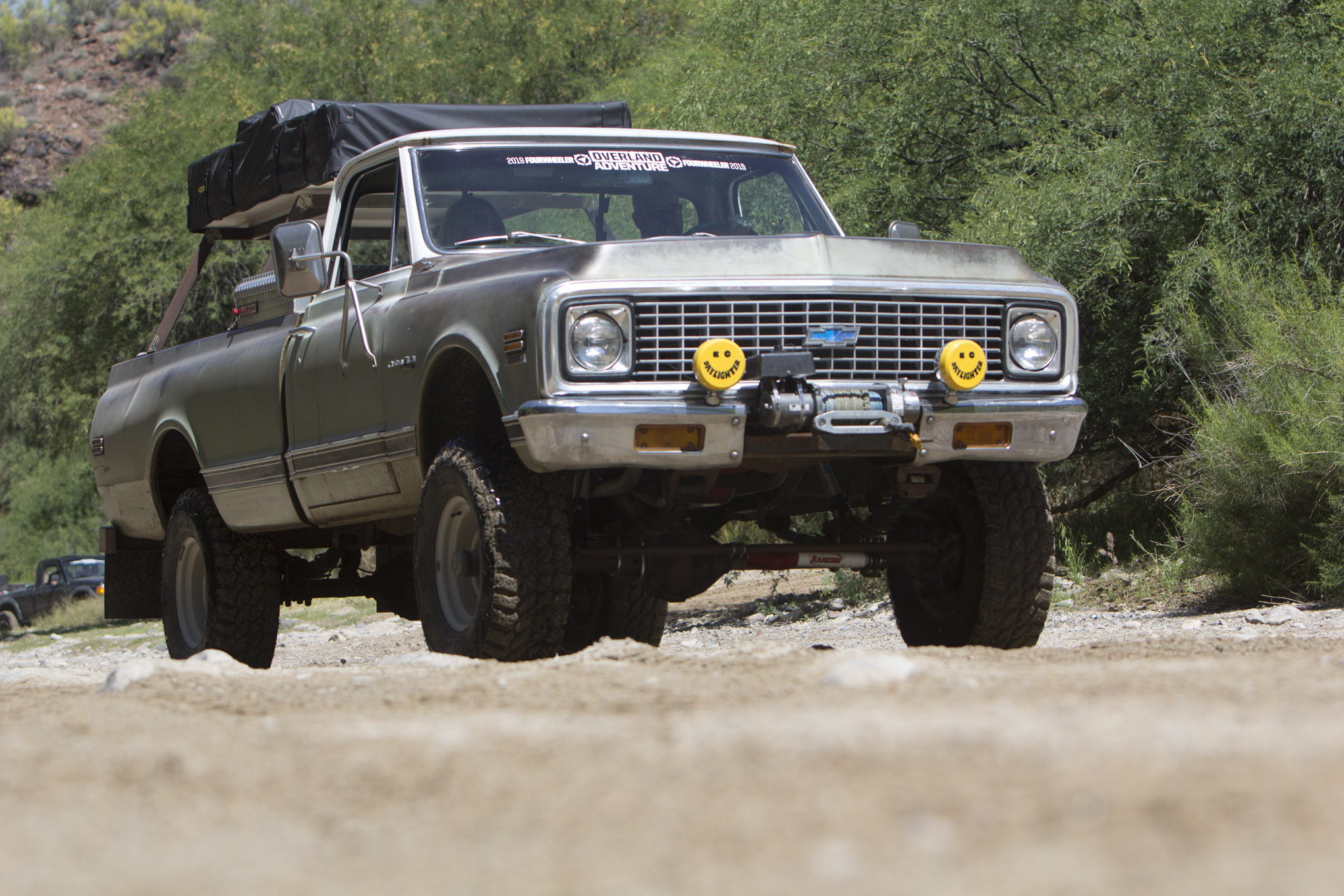 17 overland adventure day two 2019