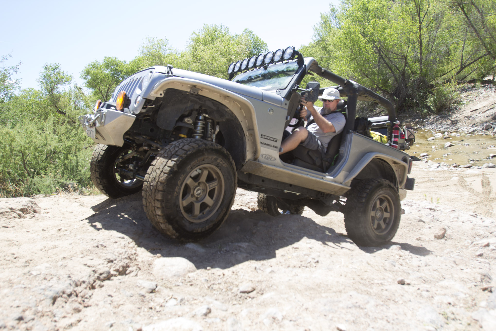 19 overland adventure day two 2019